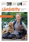 Länsimetron lehden kansi 2/2010