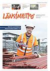 Länsimetron lehden kansi 2/2012