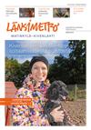 Länsimetron lehden kansi 2/2015