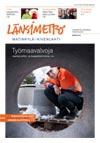 Länsimetron lehden kansi 1/2016