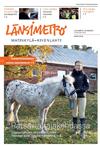 Länsimetron lehden kansi 2/2016