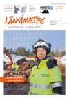 Länsimetron lehden kansi 1/2015