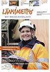 Länsimetron lehden kansi 2/2017