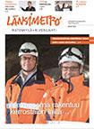 Länsimetron lehden kansi 1/2018