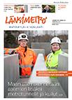 Länsimetron lehden kansi 2/2018