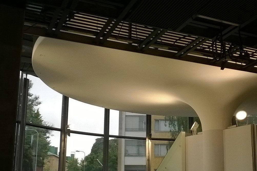 Lauttasaari, rakennusvaihe